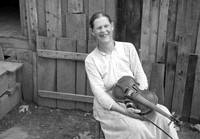 Ben Shahn - Mrs. Mary McLean, Skyline Farms, Alaba