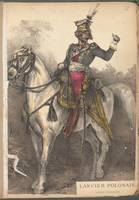 French Soldier in Uniform, France, 1800s - 9