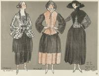 Fashion Poster 1900-1920s Series - 48