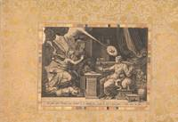 The Annunciation , Folio from the Bellini Album  c