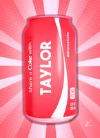 Share a Coke with Taylor Swift | Pop Art