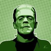 Frankenstein | Pop Art