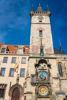 The Prague Astronomical Clock or Orloj