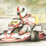 """Sodi-Kart 2006"" by Kart-Race-Art"