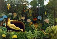The Dream by Henri Rousseau (1910)