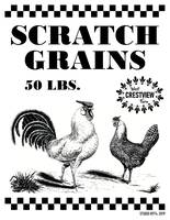 SCRATCH GRAINS SIGN