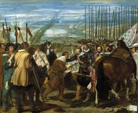 The Surrender of Breda (The Lances) by Diego Velaz