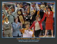 Tennessee Vols zz Womens Pat Summitt 2100f DL UTPa