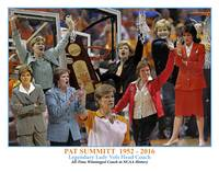 Tennessee Vols zz Womens Pat Summitt 2100d DL UTPa