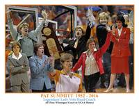 Tennessee Vols zz Womens Pat Summitt 2100c DL UTPa
