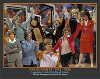Tennessee Vols zz Womens Pat Summitt 2100e DL UTPa