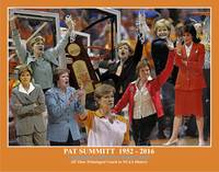 Tennessee Vols zz Womens Pat Summitt 2100a DL UTPa