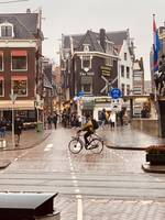 Rainy Days in the 'Dam