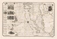 Map of Marion County, Florida (1892)