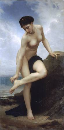 Bouguereau After the Bath