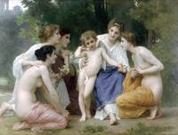 Bouguereau Admiration