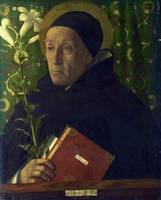 BELLINI, Giovanni - Saint Dominic