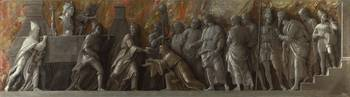 Andrea Mantegna - The Introduction of the Cult of
