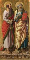 Carlo Crivelli - Saints Peter and Paul