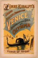 Imre Kiralfy's grand realistic production, Venice,