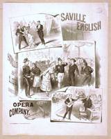 Saville English Opera Company