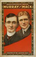 America's representative comedians, Murray and Mac