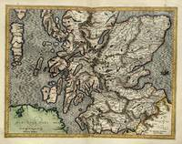 1595 Scotland map 3 by Mercator