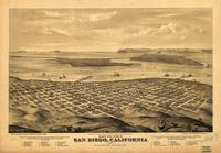 United States--California--San Diego. c1876