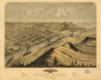 Map--Michigan--Grand Haven.1868
