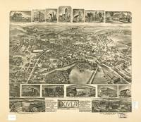 Map--New Jersey--Dover. 1903