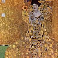 Klimt Portrait of Bloch-Bauer 2