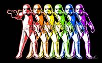 Stormtrooper | Pop Art