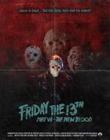 Friday the 13th Part VII: The New Blood (Camp Bloo