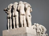 Sculptor Grouping by Gustav Vigeland