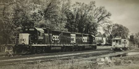 CXS in Sepia