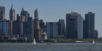 Manhattan on the Hudson