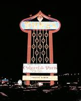 Dunes Hotel and Casino Sign