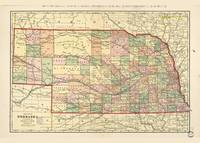Map of Nebraska (1902)
