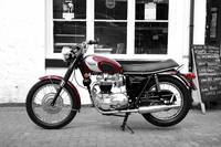 The 1970 Triumph Bonneville T120RT