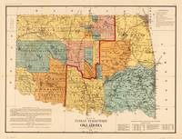Map of Indian Territory and Oklahoma (1890)