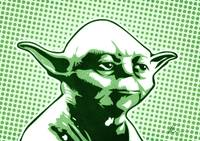 Yoda | Star Wars | Pop Art