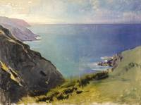 Abbott Handerson Thayer~Cornish Headlands