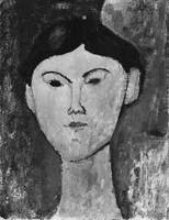 Amedeo Modigliani~Beatrice Hastings (1879-1943)