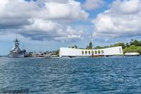USS Arizona and USS Missouri Memorials