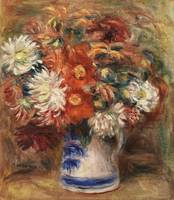 Bouquet (1919) by Pierre-Auguste Renoir