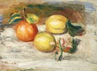 Lemons and Orange (1913) by by Pierre-Auguste Reno