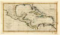 Map of the West Indies (1785)