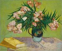 Oleanders (1888) by Vincent Van Gogh