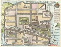 Map of Jerusalem by Fuller