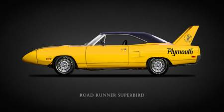 The Plymouth Road Runner Superbird